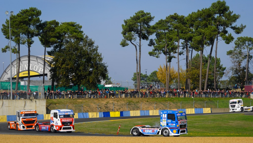 24 HEURES CAMIONS 2015 - CHAMPIONNAT D'EUROPE CAMIONS