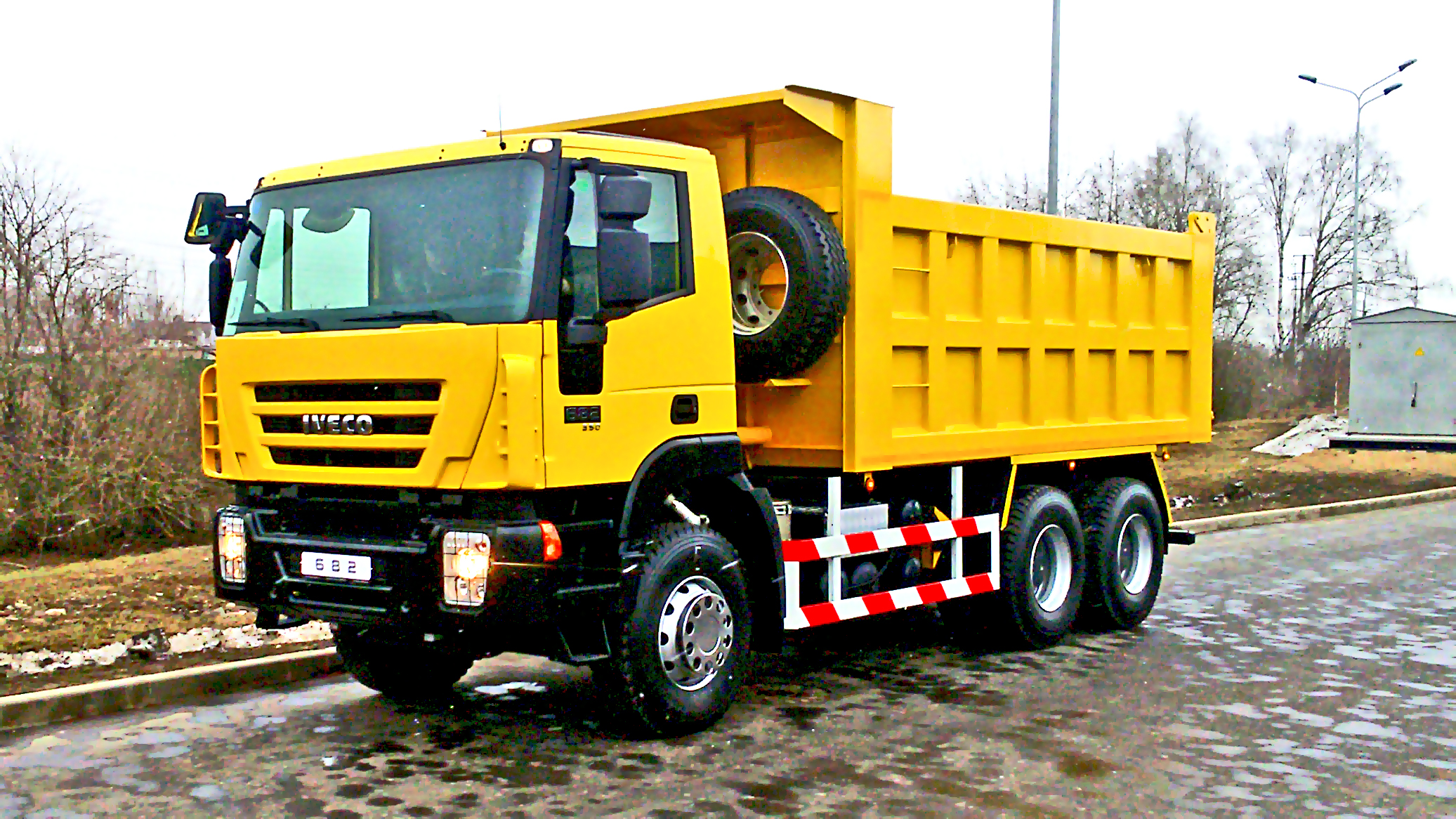 Iveco 2 - 682 Russie