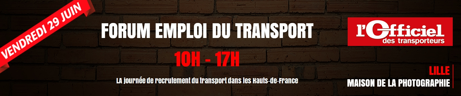 forum emploi du transport - lille